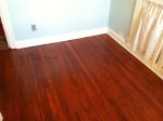 Repaired and Restored Heart Pine Floors